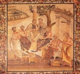 1311156-Pompéi_mosaïque_de_lAcadémie_de_Platon