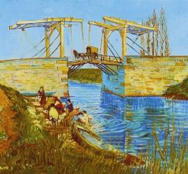 Vincent_Willem_van_Gogh_-_Pont_de_Langlois_-_Kröller-Müller